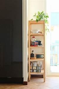 Ikea Tritthocker Molger : ikea molger shelving unit in the kirchen ikea lover ~ Michelbontemps.com Haus und Dekorationen