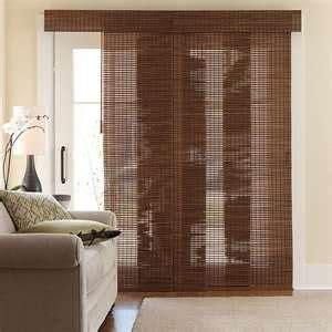 new costa sliding bamboo window door panels