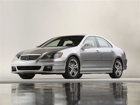 Acura RL : Car Reviews & Buying Guide