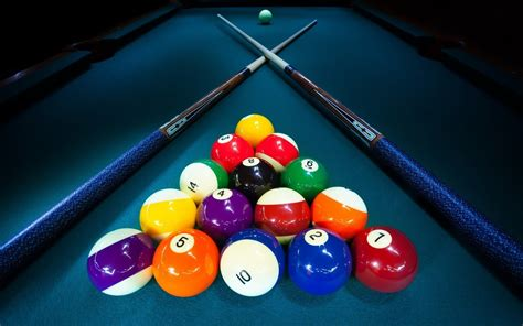 billiards balls the tornado open