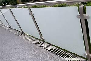 Milchglas Für Balkon : edelstahl gel nder nappenfeld edelstahl schlosserei in m lheim an der ruhr ~ Markanthonyermac.com Haus und Dekorationen