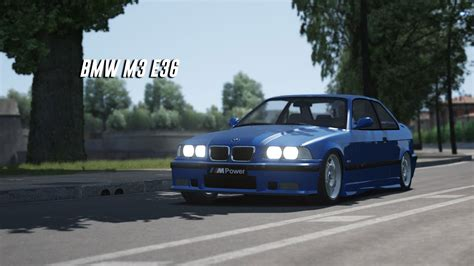 Bmw M3 E36 / Assetto Corsa / Download Car / Gameplay
