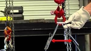 Crosby Rigging Tips Screw Pin Shackle Basics Metric