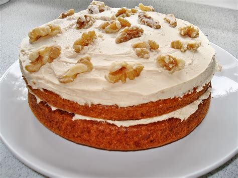 Come see our unique cake gifts! Gluten Free & Vegan Coffee and Walnut Cake GF | Gluten Free SCD and Veggie