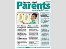 The Parent Institute Newsletters Simonsdale Elementary