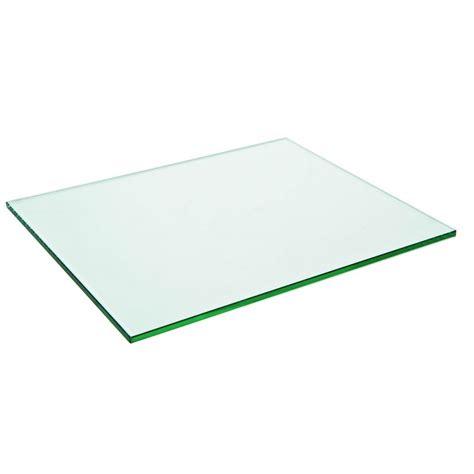 plaque verre cuisine plaque en verre rectangulaire prestaloc