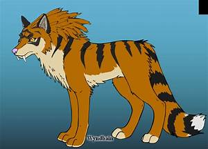 Image Gallery saber toothed wolf