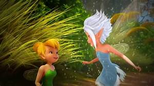 Tinkerbell And The Secret Of The Wingsperiwinkle Youtube