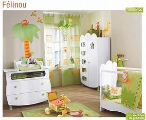 deco chambre bebe garcon jungle With salon de jardin pour terrasse 7 deco chambre bebe jungle