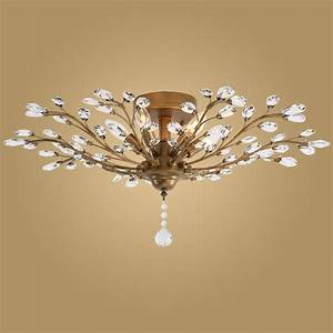 Crystal ceiling fan light fixture : Compare prices on crystal ceiling fans ping