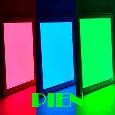 mm rgb ceiling light square flat led panel lamp