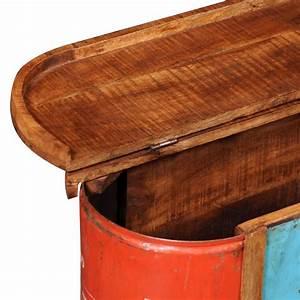 Truhe Aus Holz : truhe mit sitzbank aus wiederverwendetem holz im vidaxl trendshop ~ Whattoseeinmadrid.com Haus und Dekorationen
