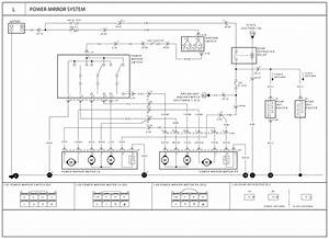Rear Defroster Wiring Diagram Schematic