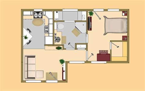 floor plans small homes small modern house plans under 1000 sq ft modern house plan