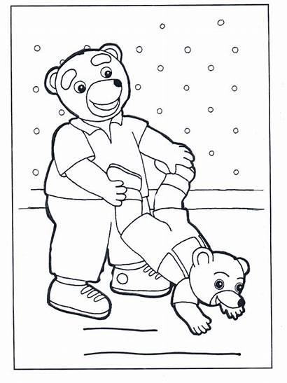 Paddington Bear Coloring Pages Advertisement Annonse Books