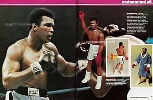 Greatest Failure Mego Catalog Library 1976 Muhammad Ali