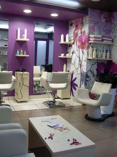 small beauty parlour interior design custom cuts image