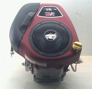 Briggs And Stratton Vertical Engine 19 5hp I  C Dc Alt 1 X