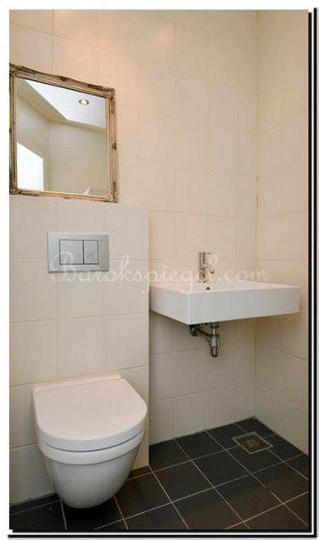 spiegel voor toilet geef je wc of toilet sfeer met een spiegel