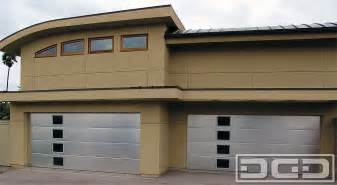 Modern Garages Photo Gallery by Contemporary 06 Custom Architectural Garage Door