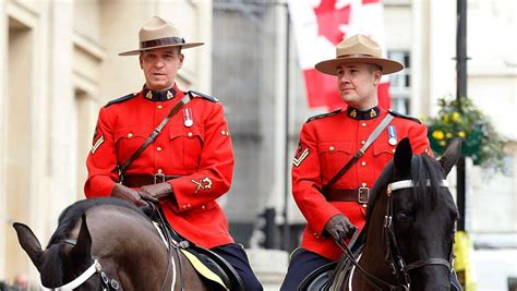 canada names  female head  royal canadian mounted