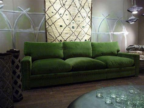 canapé velours vert 17 meilleures idées à propos de sofa en velours sur