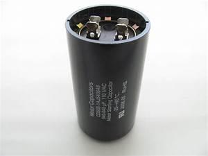 Cd60b-1aj540648 540-648 Uf 110 Vac Capacitor 1026c