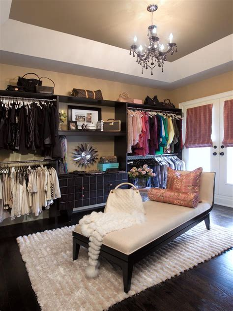 Lighting Ideas For Your Closet Hgtv