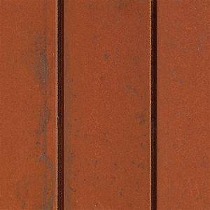 Texture 302: Cor-ten steel cladding - Square Texture