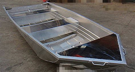Used Flats Boats Ta by 11ft Pointed And Flat Bottom Aluminum Boat Id 6389333