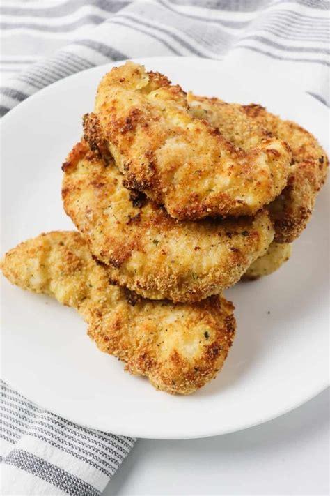 chicken air recipe tenders fryer easy