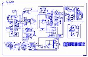 Beko Chassis 16 1 Circuit Diagram Za4820 Sch Service Manual Download  Schematics  Eeprom  Repair