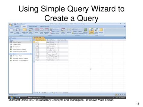 sql query to create table ppt database data warehouse assignments powerpoint