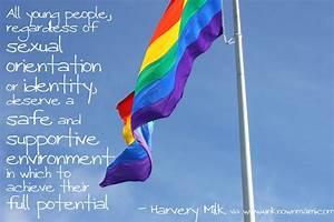 Harvey Milk Quo... Milk Lover Quotes