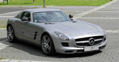 Mercedes-Benz SLS AMG - Wikipedia, la enciclopedia libre