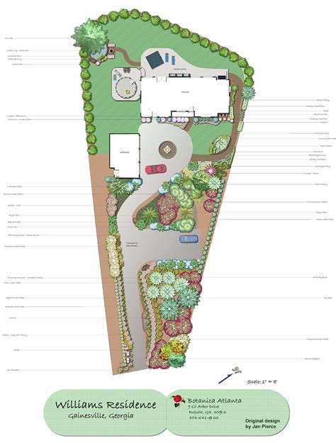 creating a landscape plan professional landscaping software features