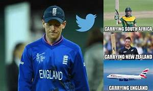 Team, England, Eliminated, From, Icc, World, Cup, 2015, After