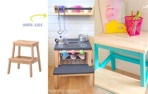 transformer une table de cuisine transformer un simple marche pied en petit jeu momes