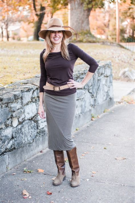 How To Wear Tall Boots Without Looking Like A Sorority Girl - YourStyleVault.com
