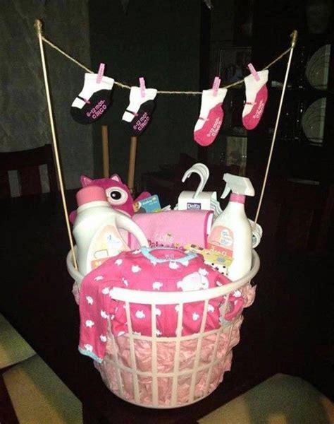 baby shower baskets ideas  pinterest shower