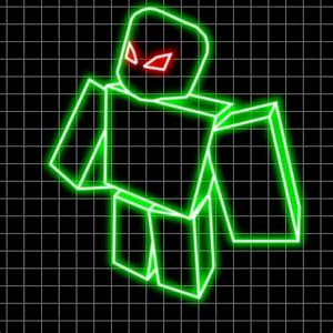 Neon ROBLOX Monster by Cyber on DeviantArt