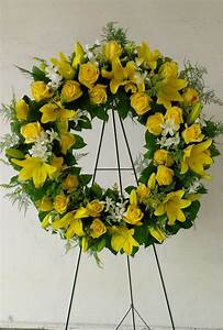 Beautiful Funeral Flower Arrangement Ideas - Flower