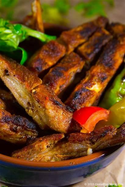 Lamb Ribs Turkish Kaburga Recipe Recipes Rib