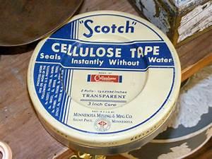 Sept. 8, 1930: Scotch Tape Starts Sticking | WIRED