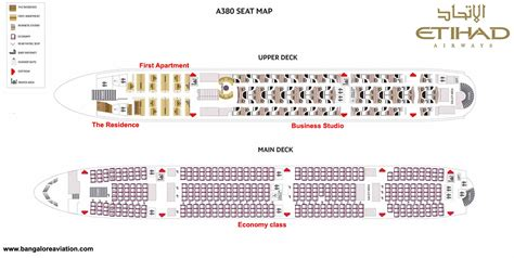 plan siege a380 air etihad airways to abu dhabi a380 flight review