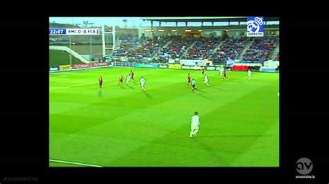 REAL MADRID CASTILLA VS FC BARCELONA B - HD - Full Match ...