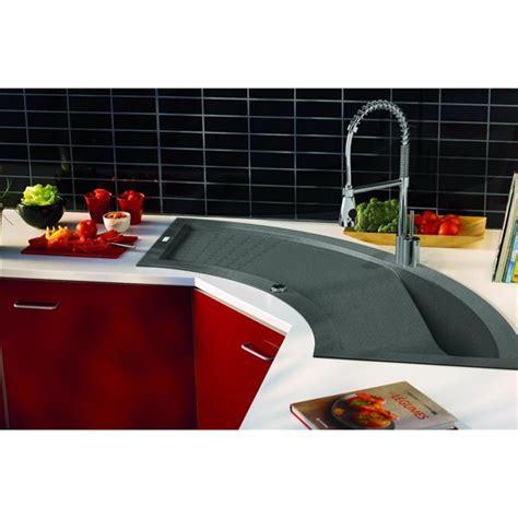cuisine en angle ikea evier d 39 angle de cuisine à encaster 1 cuve en résine