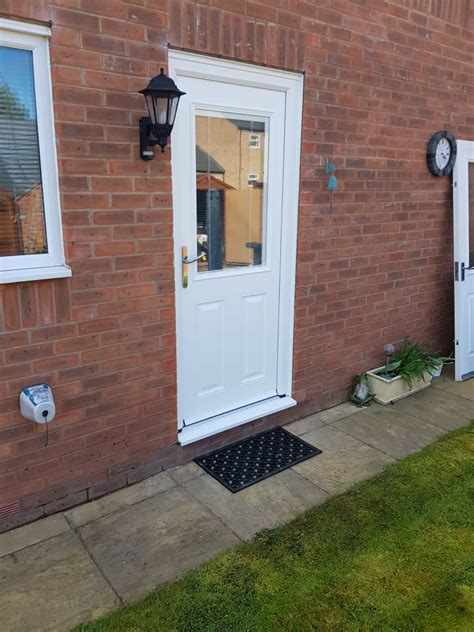 composite front   doors  homes  telford   windows