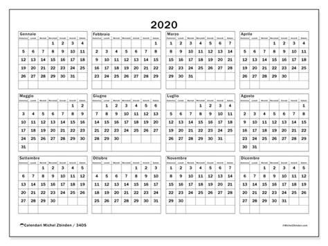 calendario ds michel zbinden