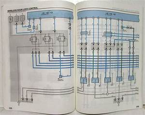 1998 Toyota Land Cruiser Electrical Wiring Diagram Manual